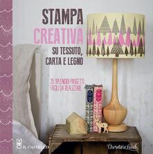 Vitalitart.it Stampa creativa su tessuto, carta e legno Image