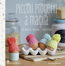 Camfeed.it Piccoli progetti a maglia Image