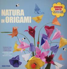 Luciocorsi.it Natura in origami. Splendidi fiori, foglie, insetti e tanto altro Image