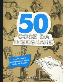 50 cose da disegnare.pdf