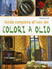 Promoartpalermo.it Guida completa all'uso dei colori a olio Image