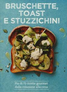 Radiospeed.it Bruschette, toast e stuzzichini Image