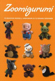 Squillogame.it Zoomigurumi. 15 graziosi modelli amigurumi di 12 grandi designer Image