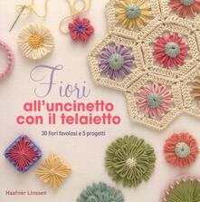 Librisulrazzismo.it Fiori all'uncinetto. Ediz. a colori Image