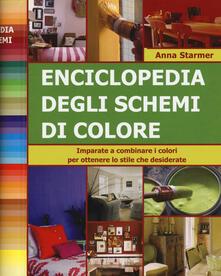 Daddyswing.es Enciclopedia degli schemi di colore. Imparare a combinare i colori per ottenere lo stile che desiderate. Ediz. a spirale Image