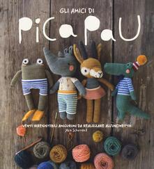 Parcoarenas.it Gli amici di Pica Pau. Ediz. a colori Image