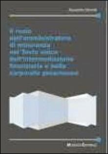 Letterarioprimopiano.it Il ruolo dell'amministratore di minoranza nel testo unico dell'intermediazione finanziaria e nella «corporate governance» Image