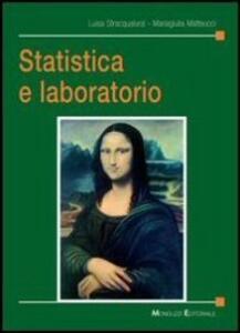 Statistica e laboratorio
