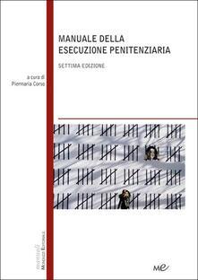 Listadelpopolo.it Manuale della esecuzione penitenziaria Image