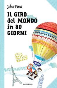 Ebook giro del mondo in 80 giorni Verne, Jules