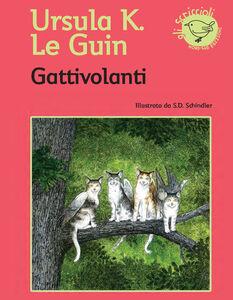 Libro Gattivolanti Ursula K. Le Guin