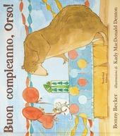 Copertina  Buon compleanno, Orso!
