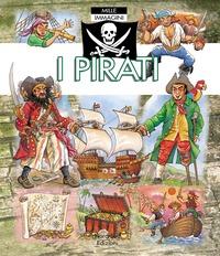 I I pirati. Mille immagini. Ediz. illustrata - Beaumont Emilie Simon Philippe - wuz.it