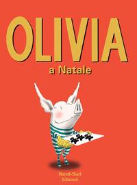 Olivia e il Natale. Ediz. illustrata - Falconer Ian - wuz.it