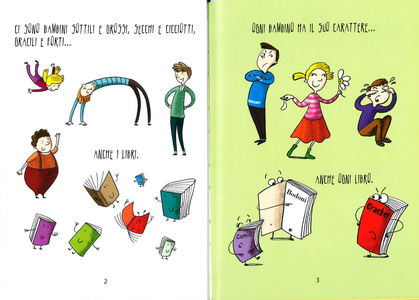 Libro Che differenza c'è tra un libro e un bambino? Anna Sarfatti 1
