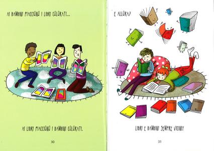 Libro Che differenza c'è tra un libro e un bambino? Anna Sarfatti 4