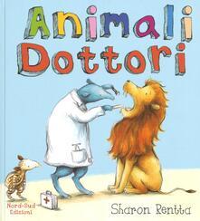 Scacciamoli.it Animali dottori. Ediz. illustrata Image