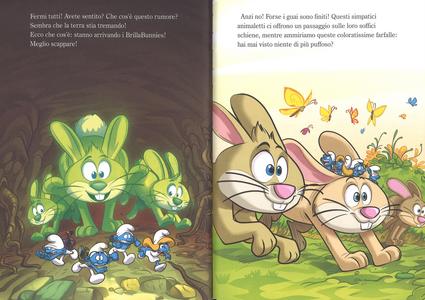 Libro Benvenuti nella foresta. Viaggio nella foresta segreta. I puffi. Ediz. a colori Peyo 1