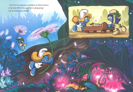 Libro Benvenuti nella foresta. Viaggio nella foresta segreta. I puffi. Ediz. a colori Peyo 3