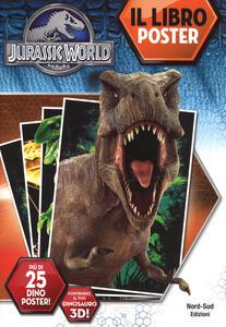Jurassic world. Il libro poster