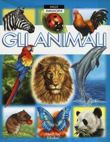 Filmarelalterita.it Gli animali. Ediz. a colori Image