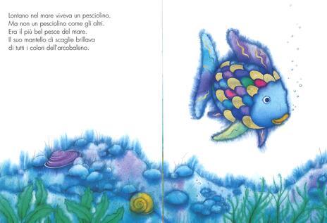 Arcobaleno, il pesciolino più bello di tutti i mari. Ediz. a colori - Marcus Pfister - 2