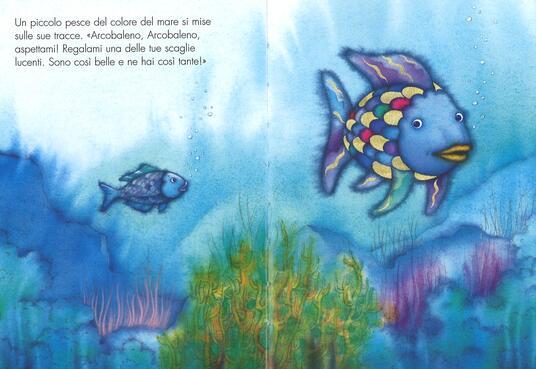 Arcobaleno, il pesciolino più bello di tutti i mari. Ediz. a colori - Marcus Pfister - 3
