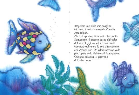 Arcobaleno, il pesciolino più bello di tutti i mari. Ediz. a colori - Marcus Pfister - 4
