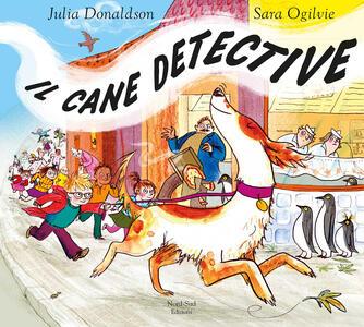 Il cane detective