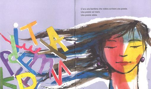 La bambina e il mare. Ediz. a colori - Emanuela Nava - 2