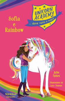 Squillogame.it Sophia e Rainbow. Unicorn Academy Image