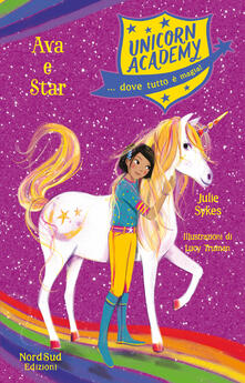 Premioquesti.it Ava e Star. Unicorn Academy Image