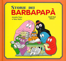 Parcoarenas.it Le storie dei Barbapapà. Ediz. a colori Image