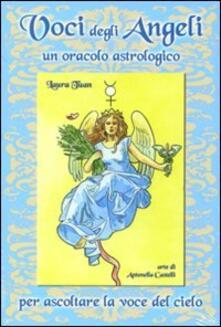 Camfeed.it Voci degli angeli. Un oracolo astrologico. Con 80 carte Image