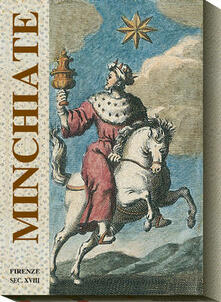 Mercatinidinataletorino.it Minchiate. Ediz. multilingue. Carte Image