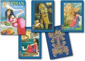 Sibilla egizia. Con 52 carte. Ediz. multilingue