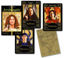 Listadelpopolo.it Archangels. Inspirational cards. Con 22 carte. Ediz. multilingue Image