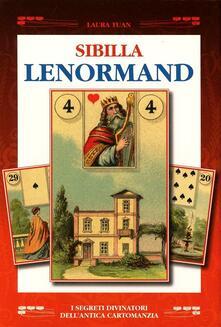 La sibilla Lenormand. Con 36 carte - Laura Tuan - copertina