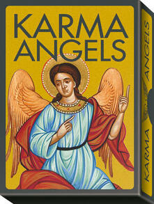 Karma angels. Oracle cards. Con 32 carte