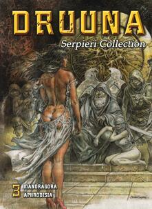 Cefalufilmfestival.it Druuna. Serpieri collection. Vol. 3: Mandragora. Aphrodisia. Image