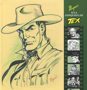 Magnus alla conquista di Tex