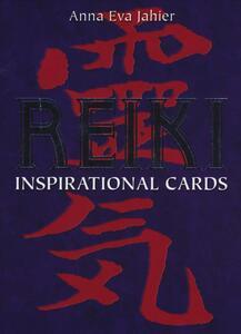 Reiki. Inspirational cards