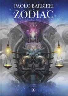 Zodiac - Paolo Barbieri,Gero Giglio - copertina