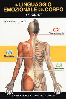 Winniearcher.com Il linguaggio emozionale del corpo. Con Carte. Con Poster Image