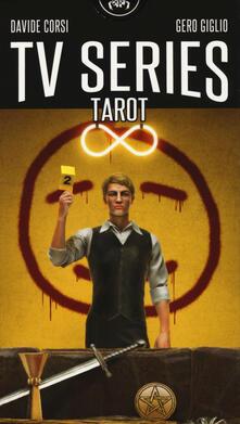Camfeed.it TV series tarot. Ediz. italiana, inglese, francese, spagnola e portoghese. Con Carte Image