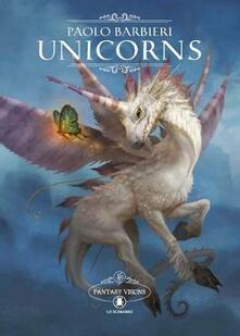 Secchiarapita.it Unicorns. Fantasy visions. Ediz. italiana e inglese Image