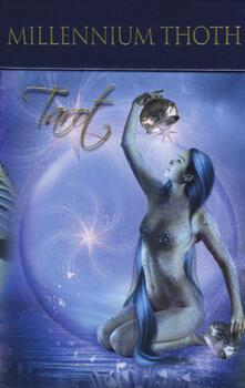 Listadelpopolo.it Millennium thoth tarot. Ediz. multilingue. Con Libro in brossura Image