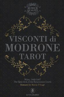 Visconti di Modrone tarot. Ediz. italiana e inglese. Con Libro in brossura.pdf