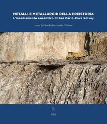 Antondemarirreguera.es Metalli e metallurghi della preistoria. L'insediamento eneolitico di San Carlo-Cava Solvay Image