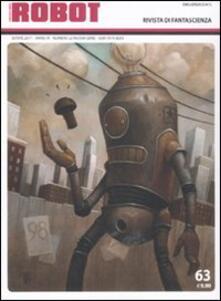 Voluntariadobaleares2014.es Robot. Rivista di fantascienza (2011). Vol. 63 Image